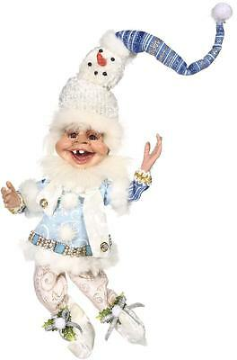 """Mark Roberts Christmas Frosty Elf Small 13"""" 51-68218 New 2016"""