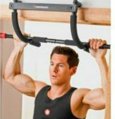 Gym Fitness Bar Chin Up Pull Up Strength Situp Dips Exercise Workout Door Bars