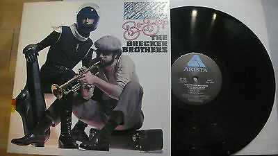 The Brecker Brothers > Heavy Metal Be-Bop