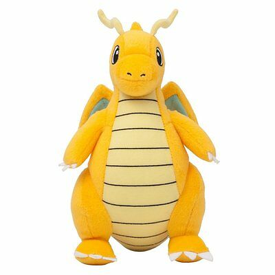 "9"" Pokemon Dragonite Pocket Monster Plush Soft Charizard Toy Stuffed Doll"