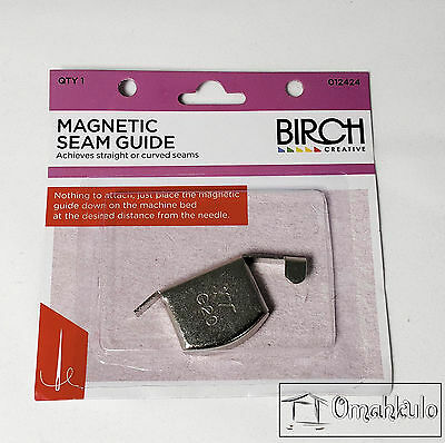 BIRCH - Magnetic Seam Guide for Sewing Machines