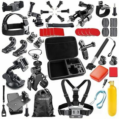 50-In-1 Action Appareil photo Accessoire Kit pour GoPro Hero 4/5 Session,Hero