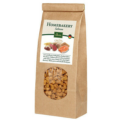 Hunter Snack pour chats Homebakery Saumon 125 g, NEUF