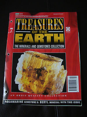 Treasures of the Earth, The Minerals and Gemstones Collection, Issue No. 7
