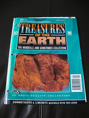 Treasures of the Earth, The Minerals and Gemstones Collection, Issue No. 10