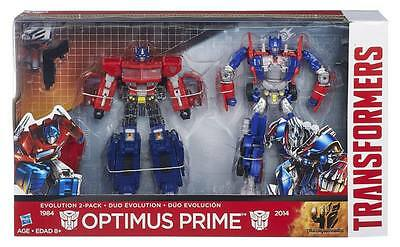 Transformers Optimus Prime Evolution 2-Pack Classe Voyager