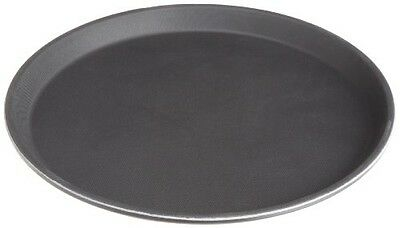 Stanton Trading Non Skid Rubber Lined 14-Inch Plastic Round Economy Serving
