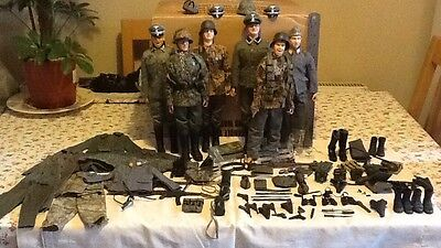 WW11 German soldiers, uniforms and accessories