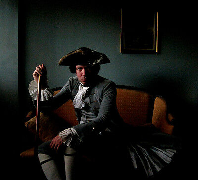 Complete French Gentilhomme Court Costume