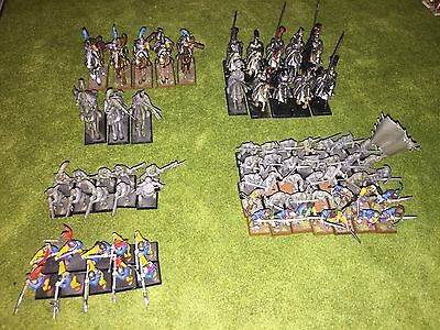 Warhammer Fantasy Empire Army Partly Well Painted