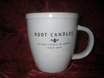 VINTAGE CUP MUG A I ROOT CO CANDLES THE BEST CANDLE IN AMERICA SINCE 1869 w/ BEE