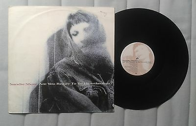 "Sandie Shaw Are You ready to be heartbroken? 12"" EP  The Smiths"