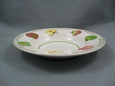 Royal Stafford Apple Rimmed Soup Bowl