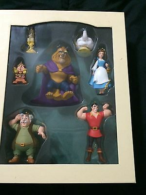 Disney's Christmas Collection Beauty And The Beast New In Box