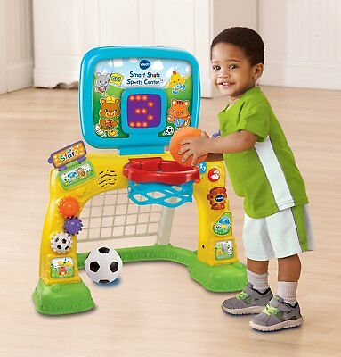Smart Sport Baby Toy Stages Learn Laugh Toddler Kids Boys Girls Educational