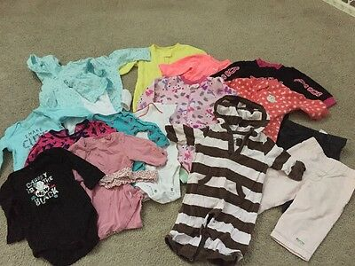 Huge Lot Of Baby Girls 0–3 Months/3 Months Clothes