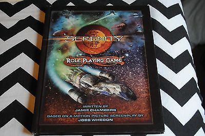 Serenity The Roleplaying Game JOSS WHEDON FIREFLY
