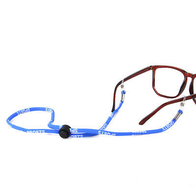 Glasses Eyeglass Spectacles Cord Rope Holder Neck Strap Lanyard Blue