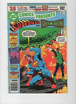 DC Comics Presents #26 (Oct 1980, DC) F+