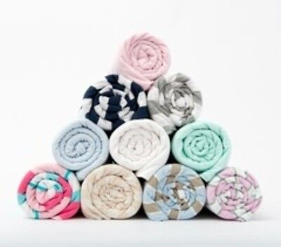 Lil Fraser Collection Stretch Cotton Baby Wraps. FREE SHIPPING