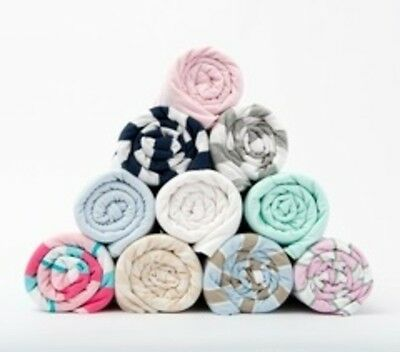 Lil Fraser Collection Stretch Cotton Baby Wraps. Multiple designs FREE SHIPPING