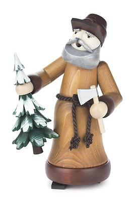 Räuchermann Christbaumdieb 27cm NEU Räucherfigur Erzgebirge Volkskunst Winter