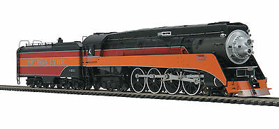 MTH 80-3211-5 HO Southern Pacific l GS-4, AC para 3Rail, Sonido DCC, Humo