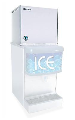 Hoshizaki KMD-410MAH 415lb Crescent Cube Ice Maker Machine Air-Cooled