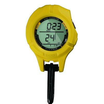 Oceanic B.U.D. Back Up Device - Yellow with Free Online BUD Training Class