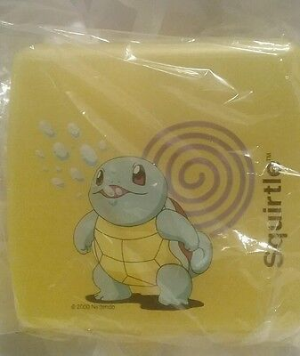 NEW Tupperware Pokemon Squirtle Sandwich Keeper New( Not in original plastic )