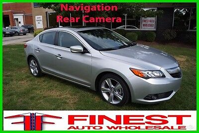 2015 Acura ILX Tech Pkg NAVIGATION SUNROOF 780 MILES WARRANTY 2015 ACURA ILX Technology Pkg NAVIGATION SUNROOF LEATHER ONLY 780 MILES WARRANTY