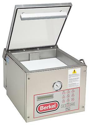 "Berkel 350D-STD 18""x18""x7"" In Chamber Vacuum Packaging Machine - 2 Seal Bars"