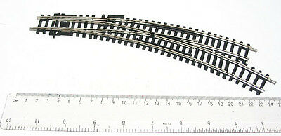 HORNBY R8075 RIGHT HAND Curved Point Track OO HO