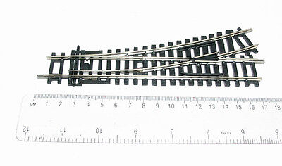 HORNBY R8072 LEFT HAND Standard Point Track OO HO