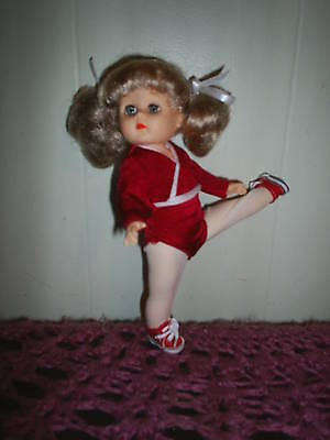 Vintage Vouge Ginny By Dankim Co.1984 8 Inch Doll