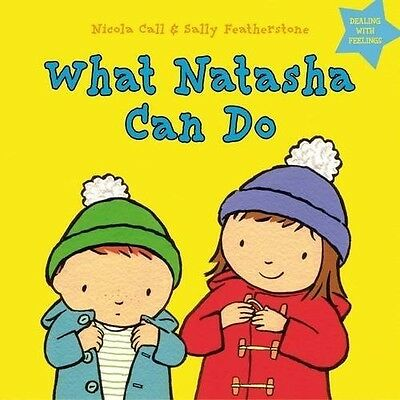 What Natasha can do: Dealing with feelings, 1408163896, New Book