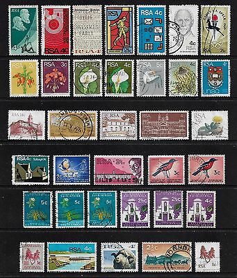 SOUTH AFRICA - mixed collection No.23, decimal