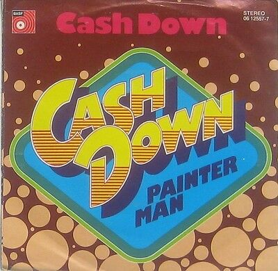 Chash  Down  Cash Down / painter Man