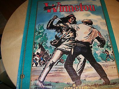 Splitter Comics - Helmut Nickel - Winnetou 1 nach Karl May - Hardcover - TOP