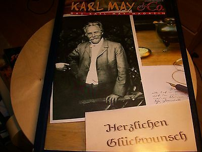 Karl May & Co. Rundbrief Nr. 87 - März 2002 - TOP - ungelesen