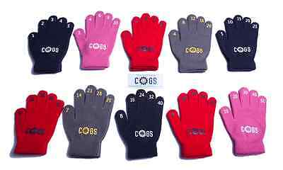 1 -10 Times Table Gloves in all colours Early Learning Times Tables Maths Games