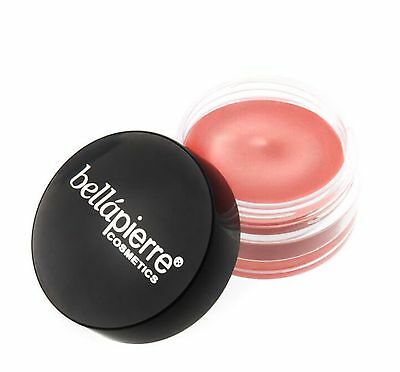 Bellapierre Cosmetics Cheek and Lip Stain in Coral FULL SIZE
