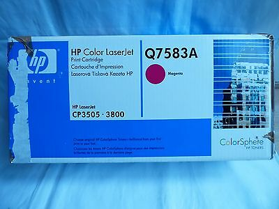 HP Colour LaserJet 503A Magenta Cartridge Q7583A Toner Original Genuine Sealed