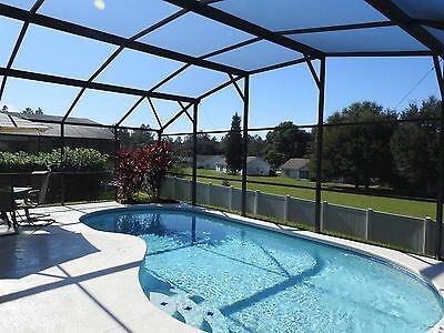Two Weeks in  our  Luxury Villa in Orlando, Florida