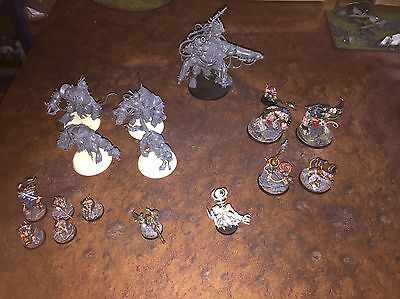 Warhammer Skaven Age Of Sigmar Army Some Well Painted And Based