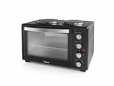 Luxury Mini Oven With Cooker Plates Pizza Oven 35 L Mini Kitchen Camping Oven