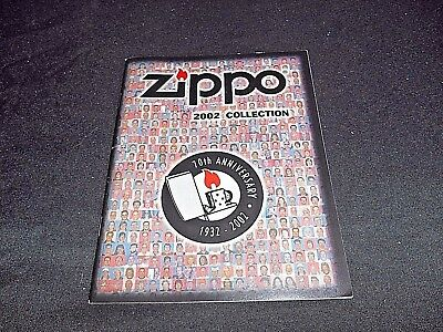 Zippo Cigarette Lighters - 2002 Collection Consumer Guide To Zippo Lighters