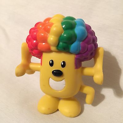 Mattel~Wow Wow Wubbzy Figure~3 In~2007~Add To Your Collection