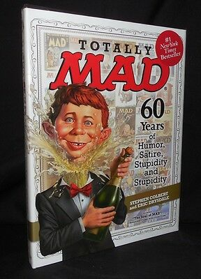Totally Mad 60 Years Hc Collection W/ Bonus Prints Brand New Free Shipping