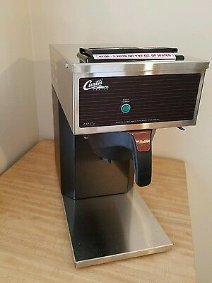 Curtis NEW 12 Cup Pourover Thermal Carafe Coffee Brewer